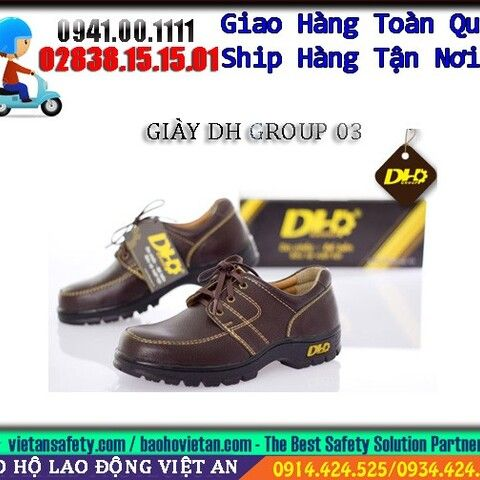 GIÀY DH GROUP 03